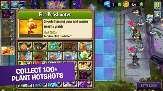 تحميل لعبة plants vs zombies مهكرة للاندرويد