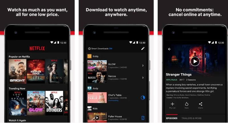 تحميل تطبيق Netflix مهكر 2020