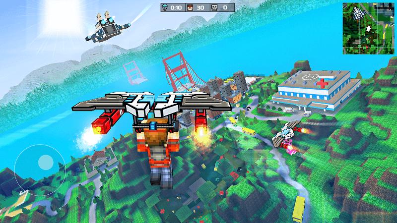 تحميل لعبة pixel gun 3d مهكره 2019