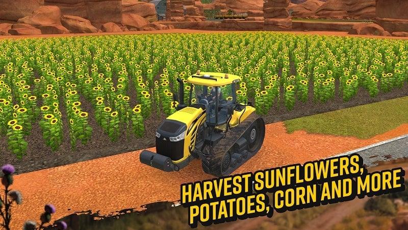 تحميل لعبة farming simulator 18 مهكرة