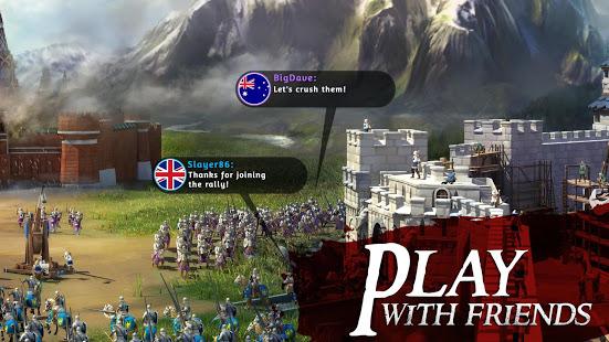 لعبة social empires للاندرويد
