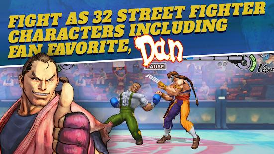 تحميل لعبة street fighter
