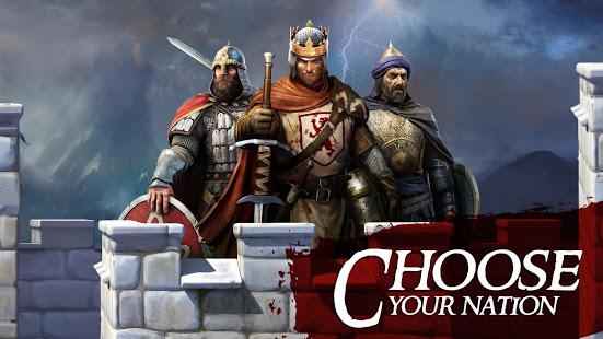 تحميل لعبة march of empires مهكرة