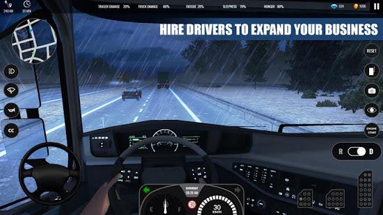 تحميل لعبة truck simulator pro europe للكمبيوتر